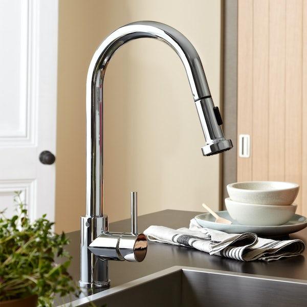 Bristan Apricot kitchen tap