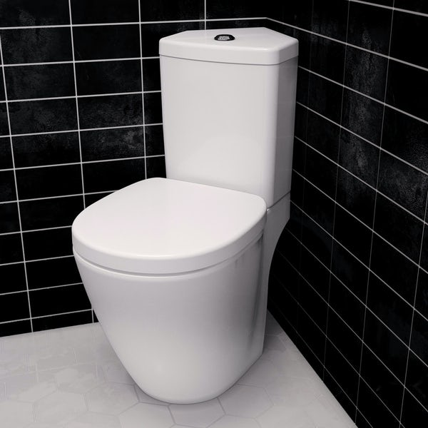 Ideal Standard Concept Space Right Handed Cloakroom Corner