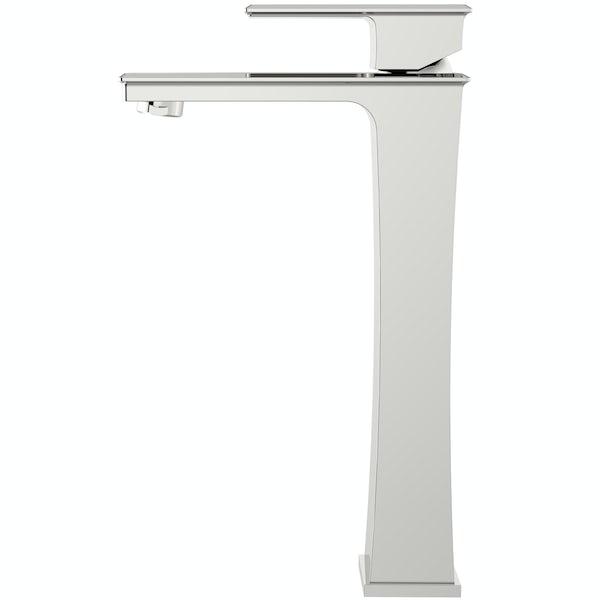 Mode Hale high rise basin mixer tap
