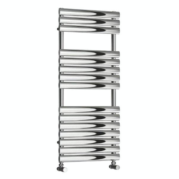 Reina Helin stainless steel designer towel rail