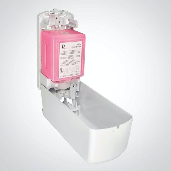 Dolphin commercial FLX bulk refillable lotion soap dispenser