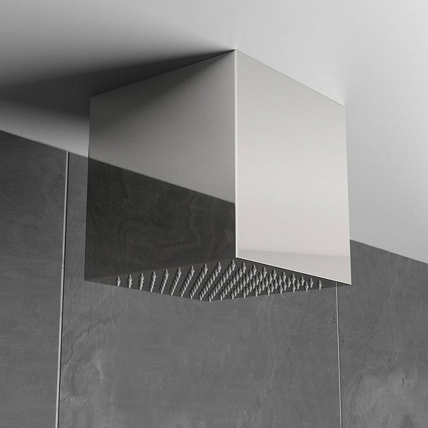 Arcus Ceiling 200mm Shower Head Large