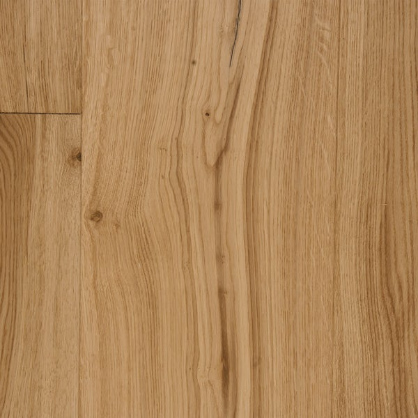 Tuscan Vintage Classic Oak natural 3 ply brushed engineered wood flooring
