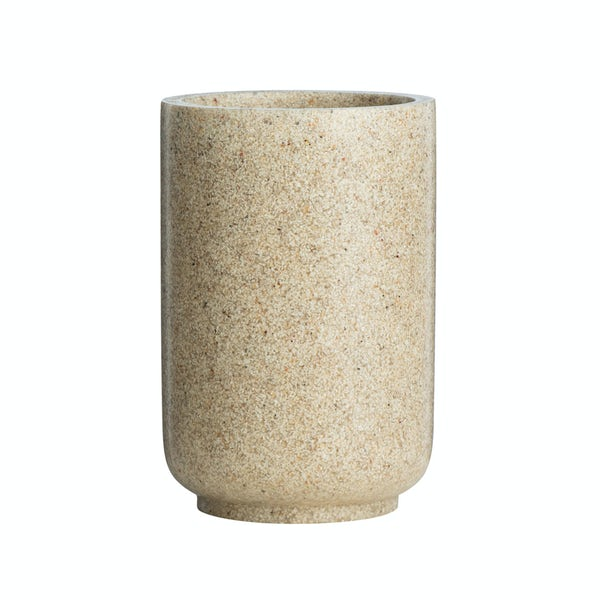 Canyon natural stone effect tumbler
