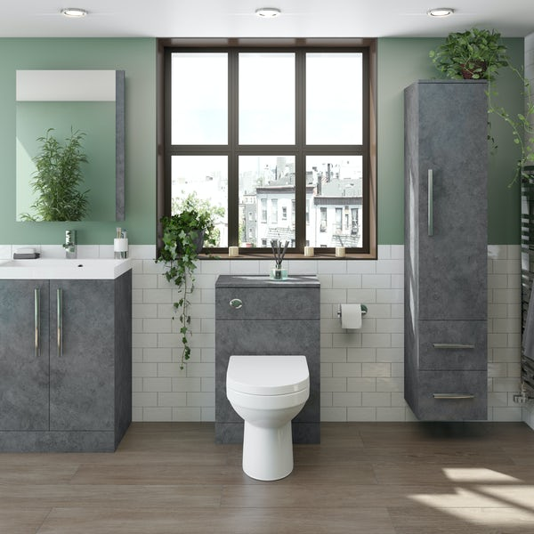Orchard Kemp back to wall toilet unit 500mm