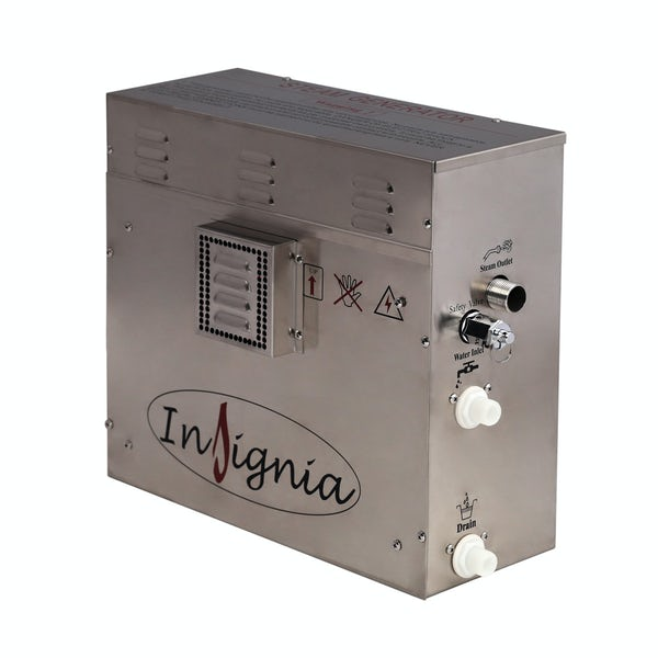 Insignia 6KW steam generator for steam rooms