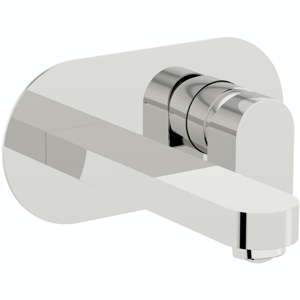 Mode Hardy wall mounted bath mixer tap