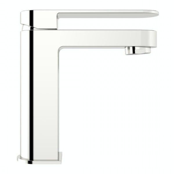 RAK Series 600 full pedestal basin with 1 tap hole 520mm with tap