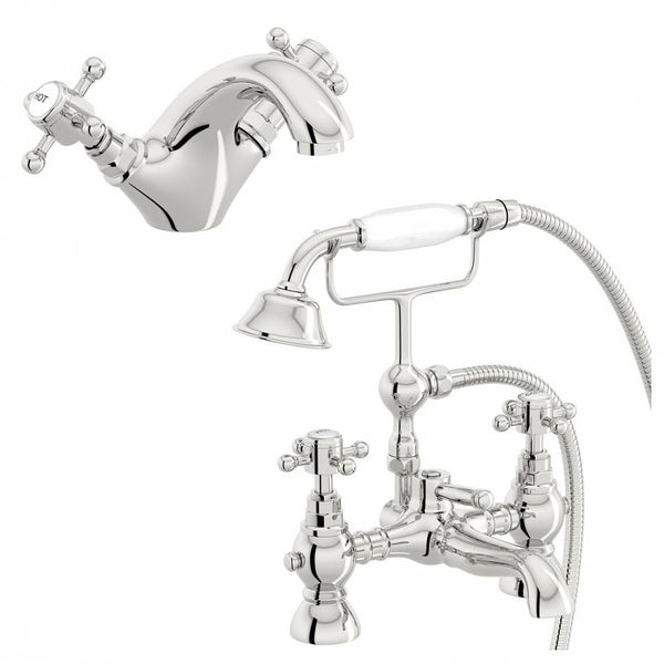 Coniston Basin and Bath Shower Mixer Pack