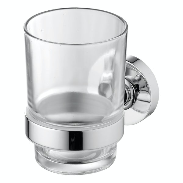 Ideal Standard Tumbler and holder