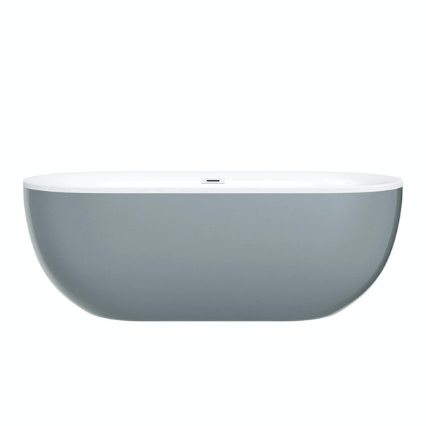 Mode Ellis Storm freestanding bath 1700 x 780