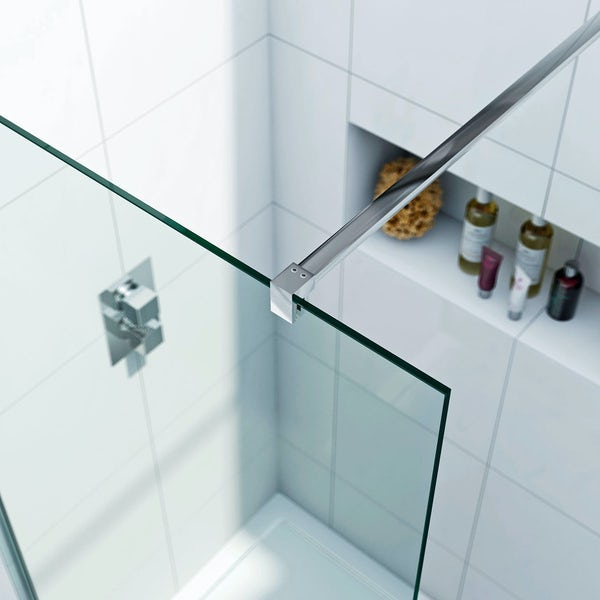 Orchard 8mm Wet Room Glass Panels Victoriaplum Com
