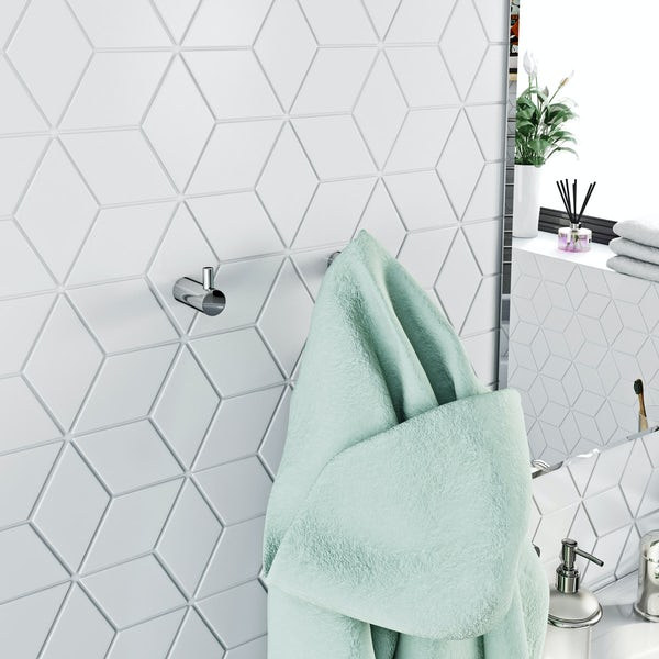 Clairty robe hook