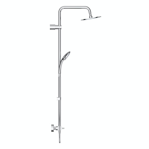 Ideal Standard Concept Freedom exposed thermostatic mixer shower