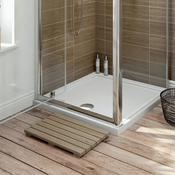 90mm Slimline Shower Tray Waste Victoriaplum Com