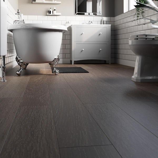 Bruce light oak engineered wood flooring 11mm