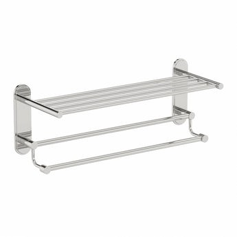Orchard Options traditional towel shelf