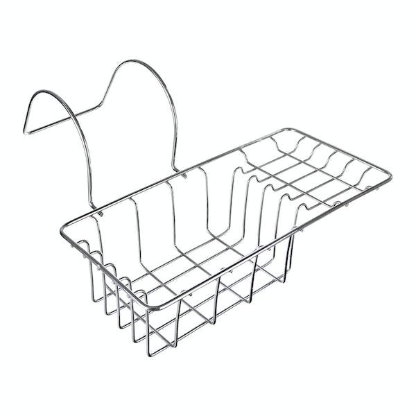 Over side bath rack