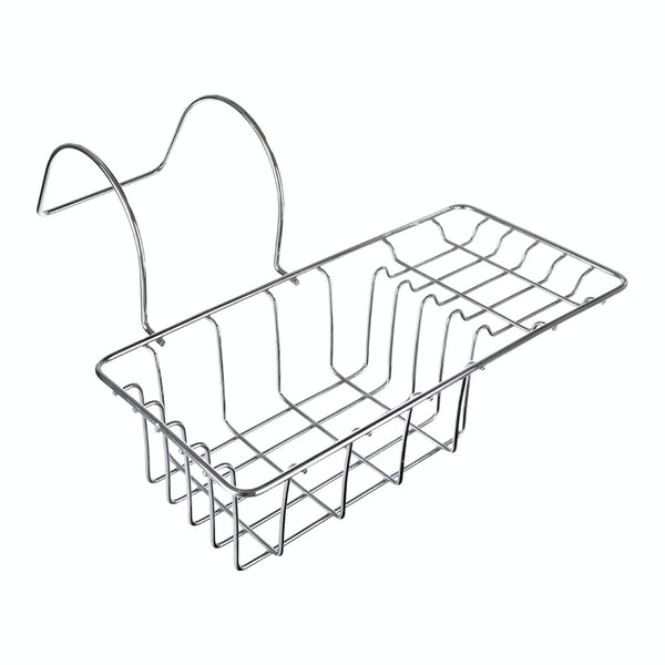 Over side bath rack