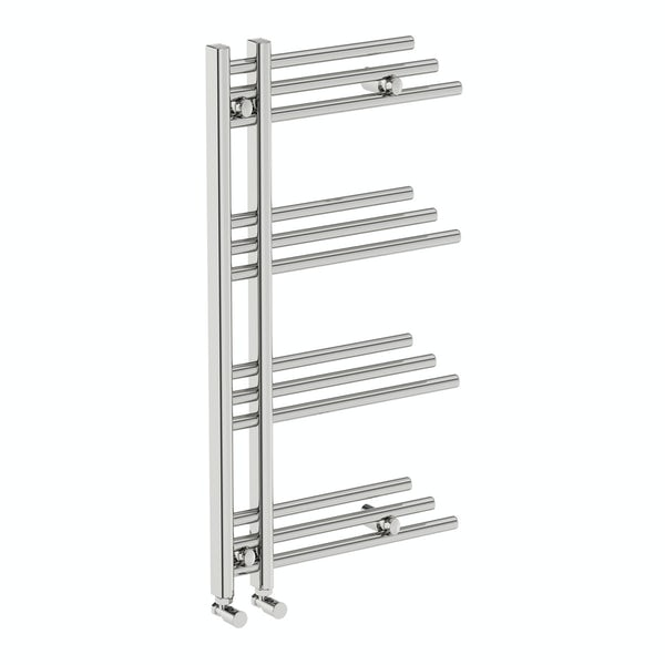 Harrison heated towel rail 950 x 500