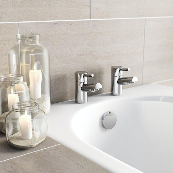 Matrix Bath Taps