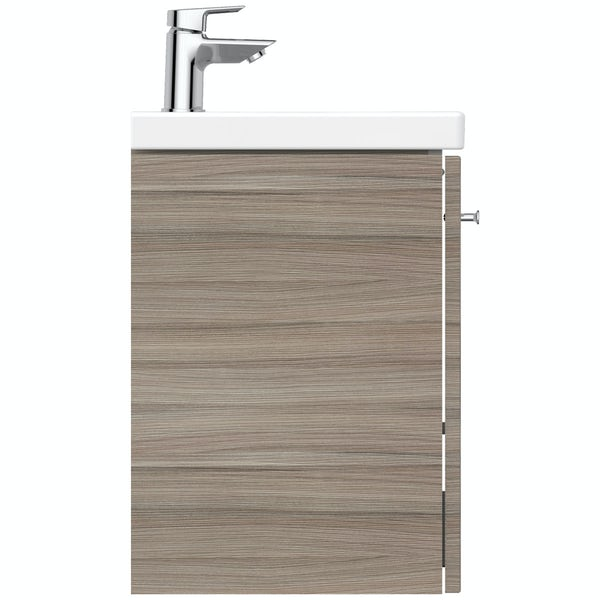 Ideal Standard Concept Space elm wall hung vanity unit and basin 500mm