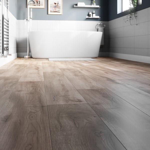 Kronostep Camelback oak SPC flooring