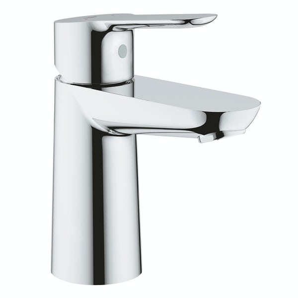 Grohe BauEdge mono basin mixer tap