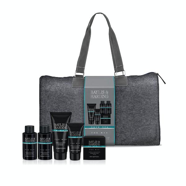 Skin spa men's weekend bag