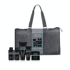 Main image for Baylis & Harding Skin spa men's weekend bag