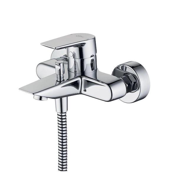 Ideal Standard Tesi wall mounted bath shower mixer tap