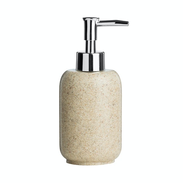 Canyon natural stone effect lotion dispenser