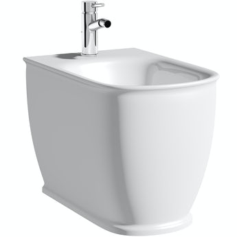 The Bath Co. Beaumont floorstanding bidet