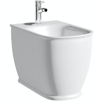 The Bath Co. Beaumont floorstanding bidet