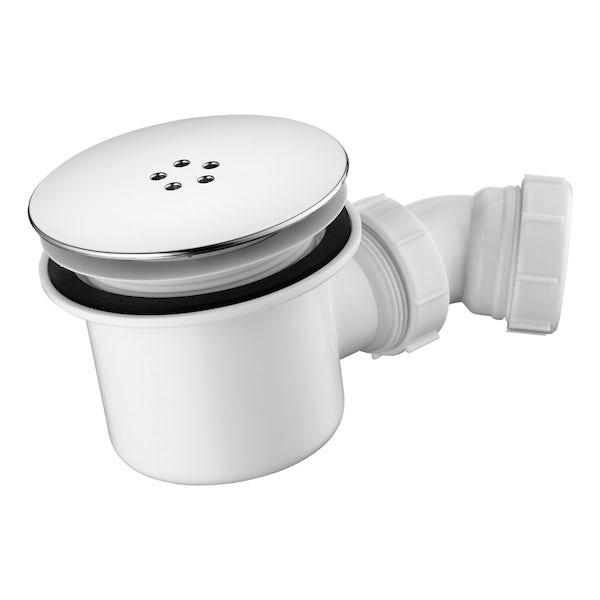 Ideal Standard low profile quadrant shower tray 900 x 900