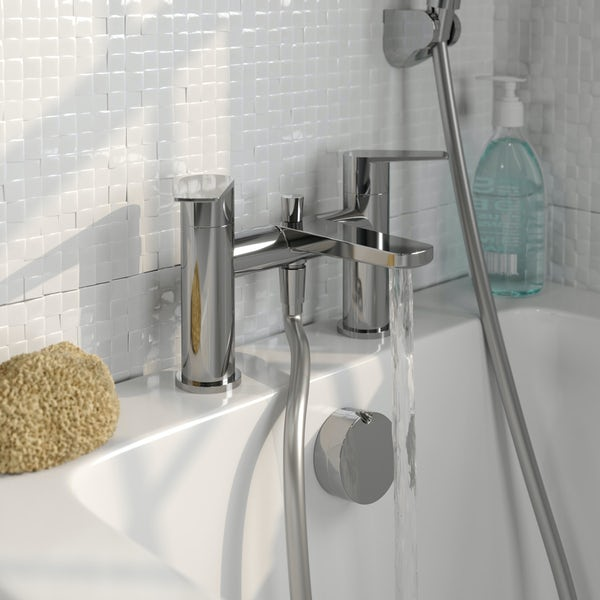 Kirke WRAS Combo bath shower mixer tap