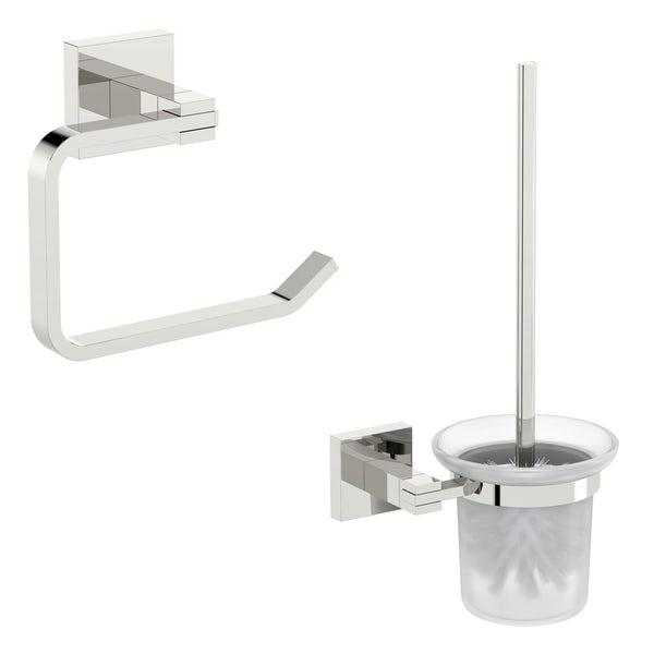 Orchard Flex 2 piece toilet accessory pack
