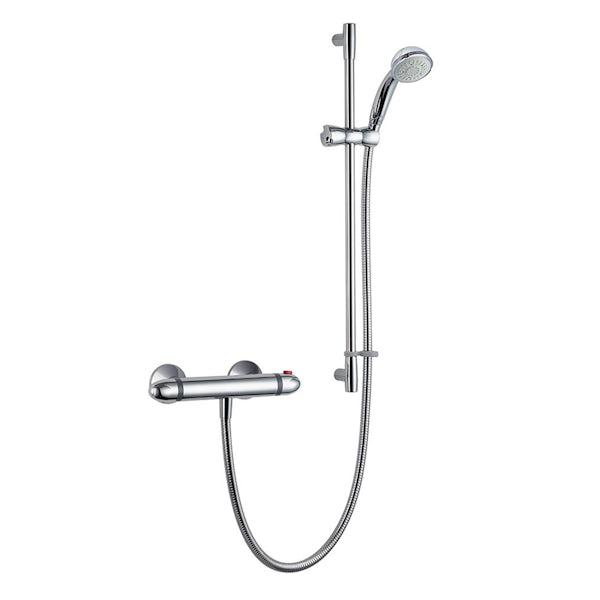 Mira Code EV thermostatic mixer shower