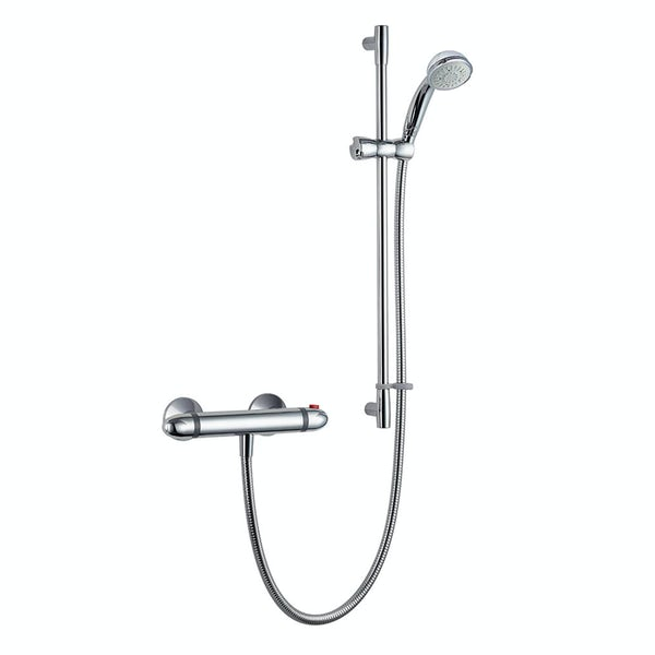 Mira Code EV thermostatic mixer shower