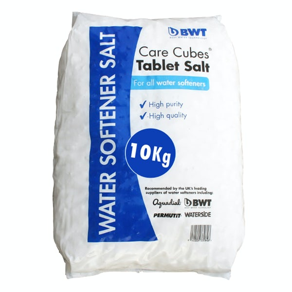 BWT Luxury Water softener tablet salt 10kg