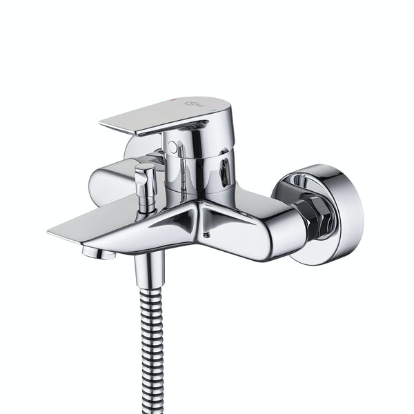 Ideal Standard Tesi wall mounted bath shower mixer tap