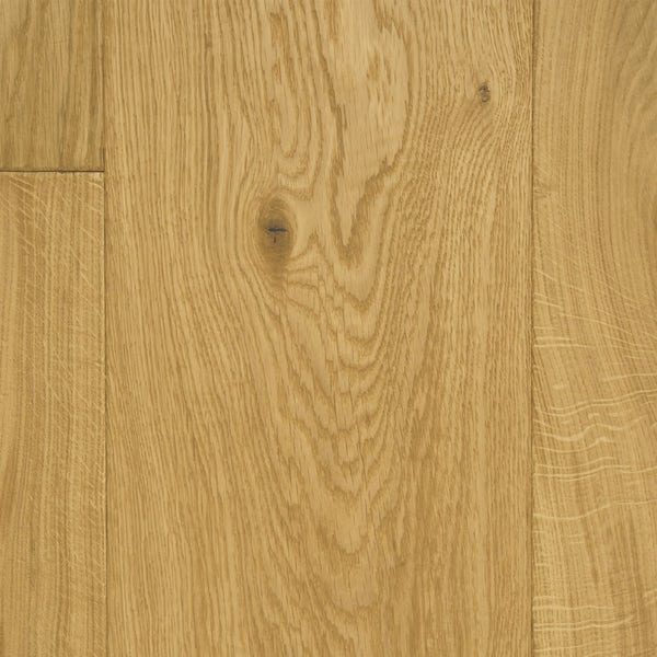 Tuscan Grande natural oak multiply hand scraped  and brushed engineered wood flooring
