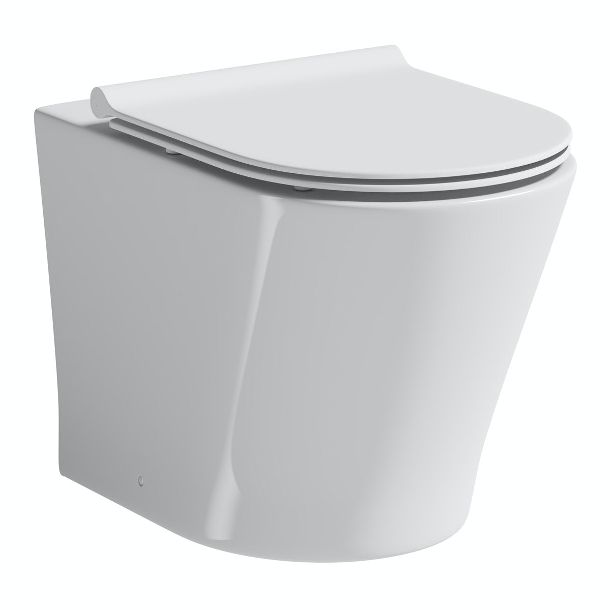 Mode Tate back to wall toilet inc slimline soft close toilet seat