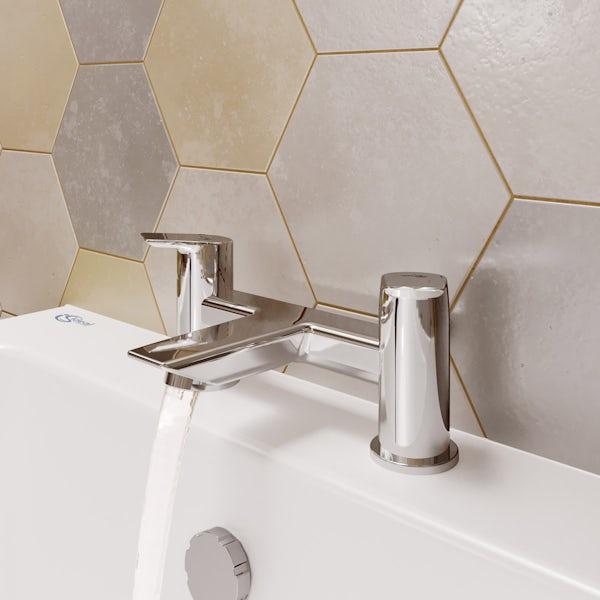 Ideal Standard Tesi bath mixer tap