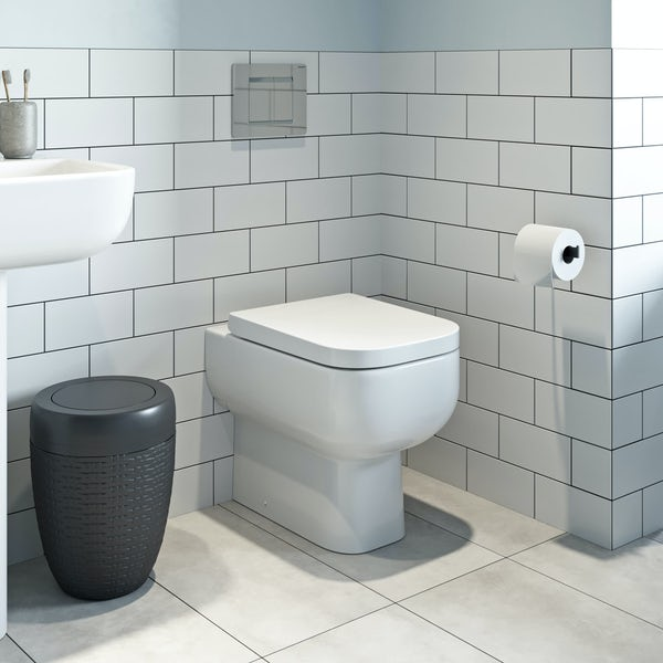 Rak 600 toilet seat molex terminals