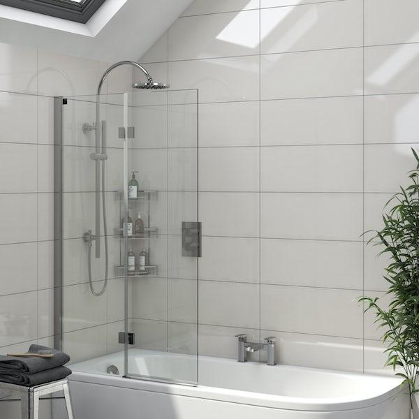 Cadiz Light Grey Flat Gloss Wall And