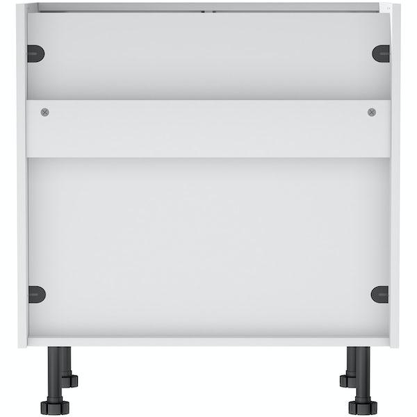 Schon Chicago light grey double base unit