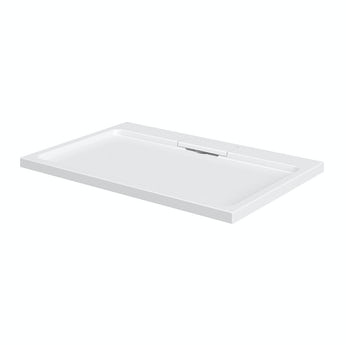 Mode Designer rectangular stone shower tray