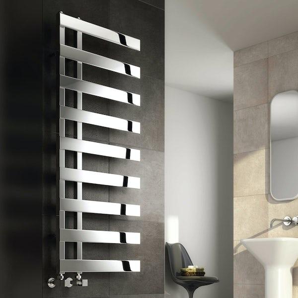 Reina Capelli stainless steel designer radiator