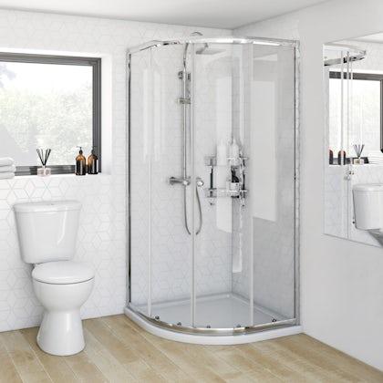Quadrant Shower Enclosure Cubicle